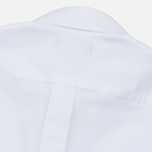 Мужская рубашка Fred Perry Tipped Sleeve White фото- 4
