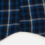 Мужская рубашка Gant Original Nordic Plaid Regular Fit BD Yale Blue фото- 4