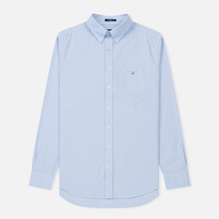 Мужская рубашка Gant Regular Oxford Navy