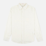 Мужская рубашка Gant Rugger Basketweave Off White фото- 0