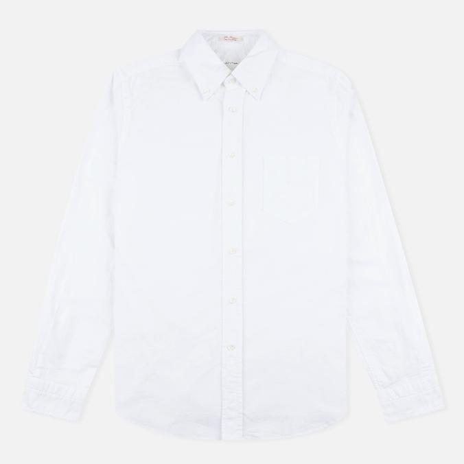 Мужская рубашка Gant Rugger Kick Ass Oxford White
