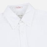 Мужская рубашка Gant Rugger Kick Ass Oxford White фото- 1