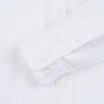Мужская рубашка Gant Rugger Kick Ass Oxford White фото- 3