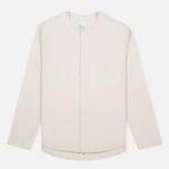 Мужская рубашка Garbstore Bleacher Button Up Natural фото- 0