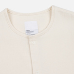Мужская рубашка Garbstore Bleacher Button Up Natural фото- 1