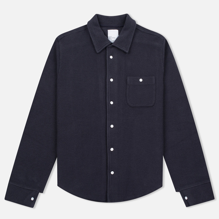Garbstore Club Men's Shirt Navy