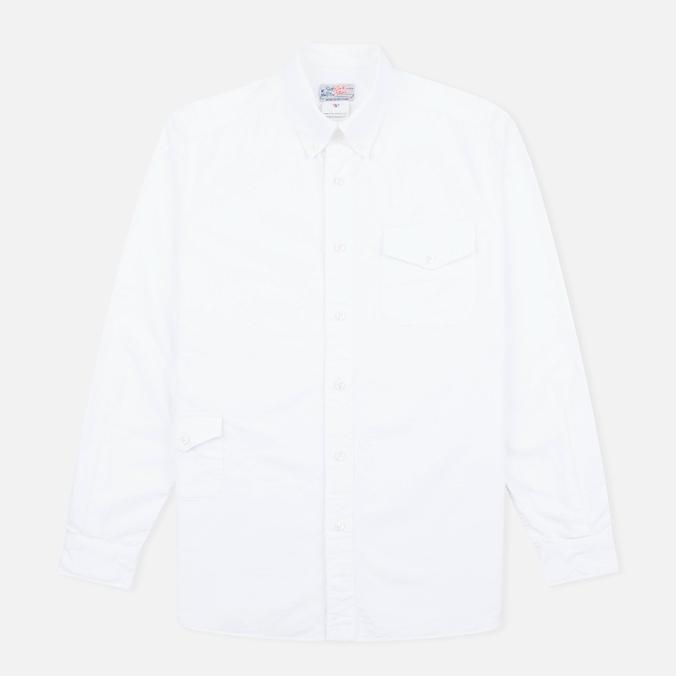 Мужская рубашка Garbstore Fall White