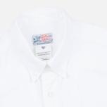Мужская рубашка Garbstore Fall White фото- 1
