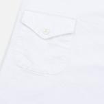 Мужская рубашка Garbstore Fall White фото- 3