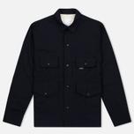 Мужская рубашка Garbstore Flight Cotton Navy фото- 0