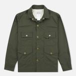 Мужская рубашка Garbstore Flight Olive фото- 0