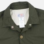 Мужская рубашка Garbstore Flight Olive фото- 3