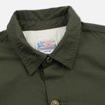 Мужская рубашка Garbstore Flight Olive фото- 2