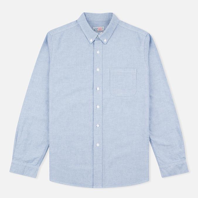 Мужская рубашка Garbstore Wren Blue