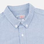 Мужская рубашка Garbstore Wren Blue фото- 1