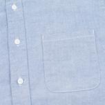 Мужская рубашка Garbstore Wren Blue фото- 2