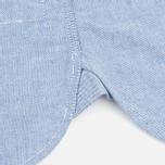 Мужская рубашка Garbstore Wren Blue фото- 6