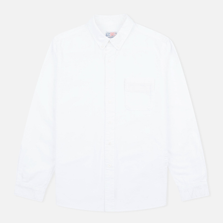 Garbstore Wren Men's Shirt White