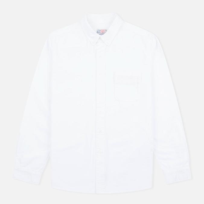 Мужская рубашка Garbstore Wren White