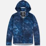 Мужская куртка ветровка GJO.E 10S13CM Camo Indigo фото- 0
