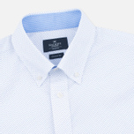 Мужская рубашка Hackett Double Dots Blue/White фото- 1