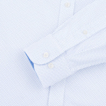 Мужская рубашка Hackett Double Dots Blue/White фото- 2