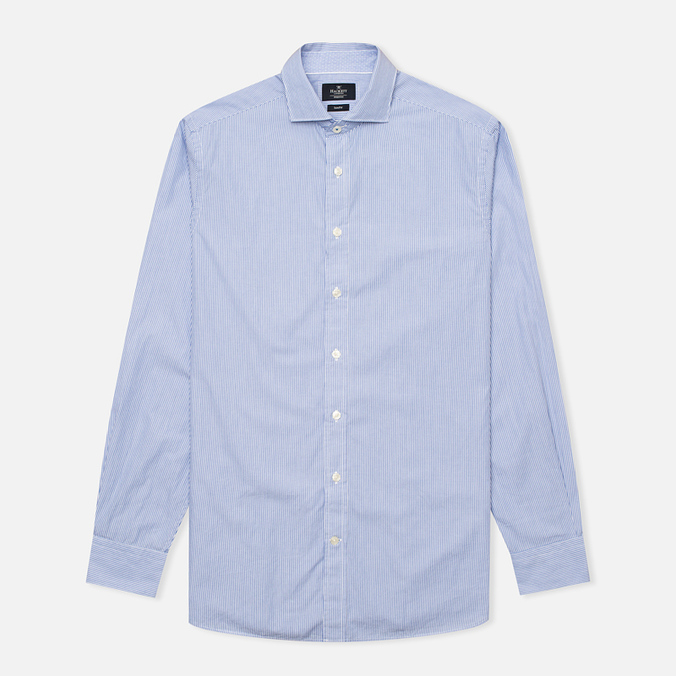 Мужская рубашка Hackett Fine Stripe Multi Blue