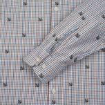 Мужская рубашка Hackett Hunting Check Multicolor фото- 2