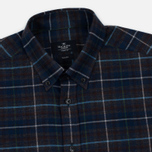 Мужская рубашка Hackett Large Plaid Grey/Multicolor фото- 1