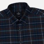 Мужская рубашка Hackett Large Plaid Grey/Multicolor фото- 1