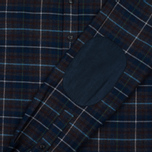Мужская рубашка Hackett Large Plaid Grey/Multicolor фото- 3