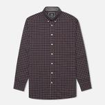 Мужская рубашка Hackett Multi Check Purple фото- 0