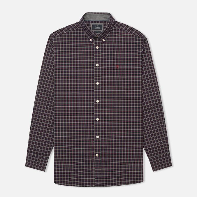 Мужская рубашка Hackett Multi Check Purple