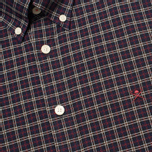 Мужская рубашка Hackett Multi Check Purple фото- 2