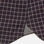 Мужская рубашка Hackett Multi Check Purple фото- 5