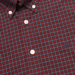 Hackett Multi Check Men's Shirt Red photo- 2