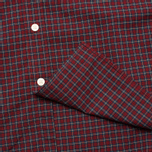 Hackett Multi Check Men's Shirt Red photo- 4