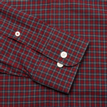 Hackett Multi Check Men's Shirt Red photo- 3