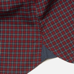 Hackett Multi Check Men's Shirt Red photo- 5