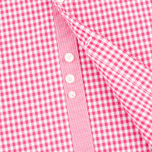 Мужская рубашка Hackett Multi Gingham Coral/Ecru фото- 4