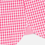 Мужская рубашка Hackett Multi Gingham Coral/Ecru фото- 5