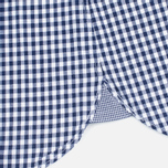 Мужская рубашка Hackett Multi Gingham Navy/White фото- 5