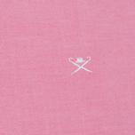 Мужская рубашка Hackett Oxford Logo Red фото- 2