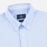 Hackett Oxford Selvedge Men's Shirt Blue photo- 1