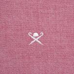 Мужская рубашка Hackett Plain Oxford Berry фото- 2