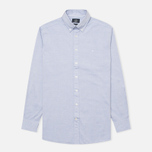 Мужская рубашка Hackett Plain Oxford Indigo фото- 0