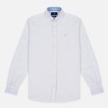 Мужская рубашка Hackett Plain Oxford White фото- 0