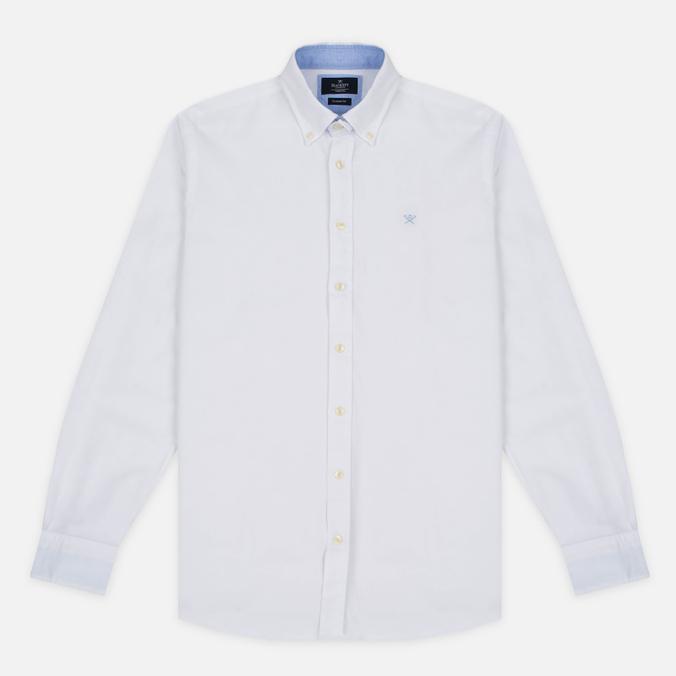 Мужская рубашка Hackett Plain Oxford White