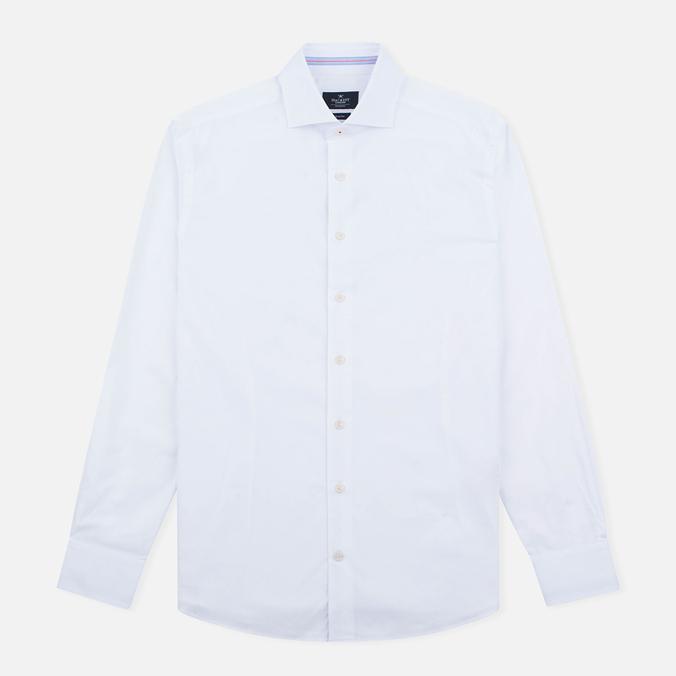Мужская рубашка Hackett Solid Selvedge White