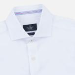 Мужская рубашка Hackett Solid Selvedge White фото- 1